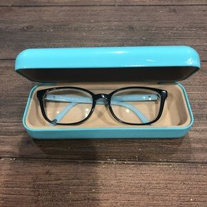 Tiffany & Co Eye glasses & case